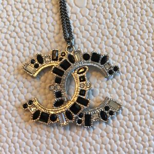 Chanel necklace from Paris 2016 collection
